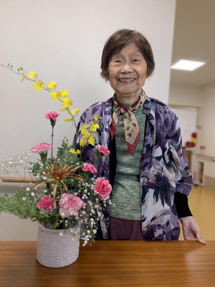 生け花教室'の写真